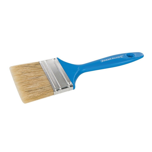 Silverline 590203 Disposable Utility Paint Brush 75mm